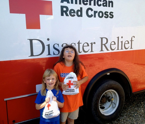Red Cross Colorado Flood Relief